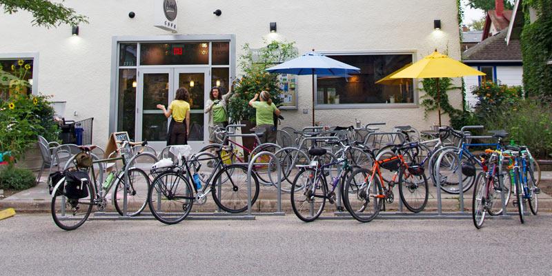 Bike Parking Guide Dero