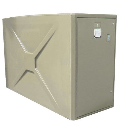 Bike Locker – 300 Series