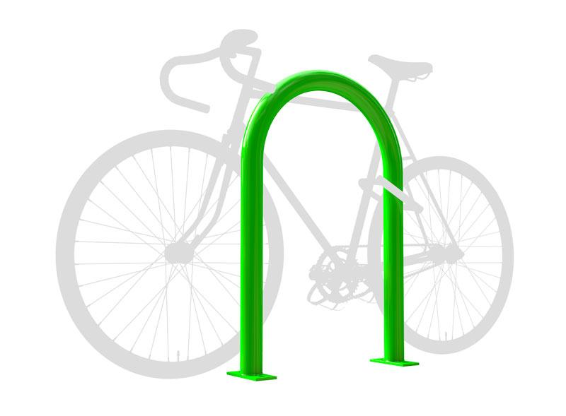 Dero Hoop Rack Heavy Duty Secure Bicycle Parking