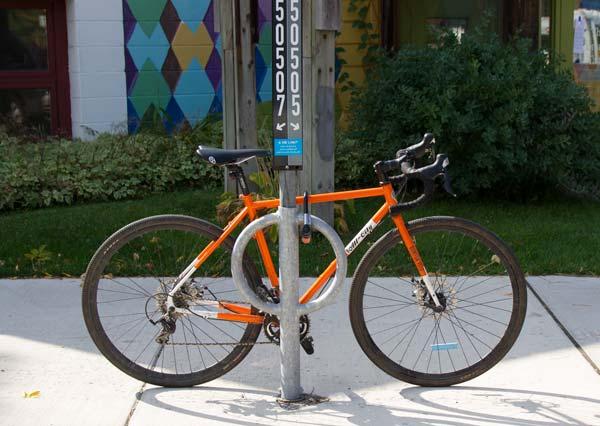 Dero Meter Hitch Turn Parking Meters Into Bike Racks